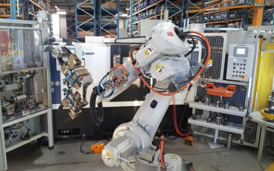 Uvedeno do provozu nové rotorové centrum